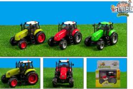 Traktor mit Licht und Sound