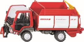 SIKU 3061 FARMER - Lindner Unitrac mit Ladewagen, 1:32, ab 3 Jahre