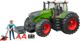 Bruder 04041 Fendt 1050 Vario mit Mechaniker plus Ausstattung
