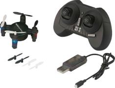 REVELL 23888 RC Quadcopter NanoQuad Fun schwarz, ab 14 Jahre