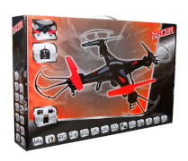 Racer R/C Drone X6, 2.4GHz, #31,5 cm