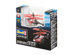 REVELL 23841 Helicopter Toxi rot RC, ab 8 Jahre