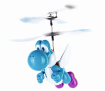 CARRERA RC - 2,4GHz Super Mario(TM) - Flying Yoshi, light blue