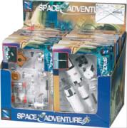 Raumfahrzeuge, sortiert