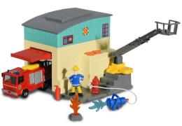 Dickie Sam Feuerwehr Station