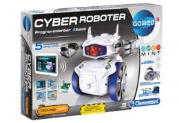 Clementoni - Galileo: Cyber Roboter, programmierbar, ab 8 Jahre
