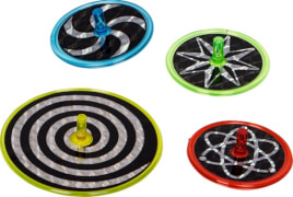 Hypnose-Kreisel Wild+Cool