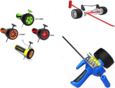 JAKKS Pacific Fly Wheels Singles, sortiert