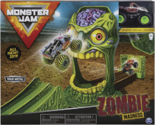 Spin Master Monster Jam Playset Zombi