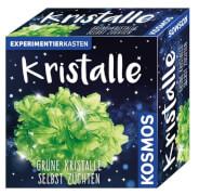 Kosmos Mitbringkristalle Grün