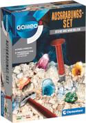 Clementoni Galileo Ausgrabungsset -Steine und Mineralien
