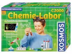 KOSMOS Experimentierkasten Chemielabor C 2000