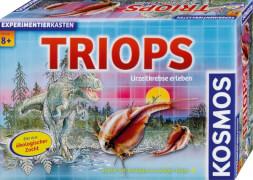 KOSMOS Experimentierkasten Triops - Urzeitkrebse erleben