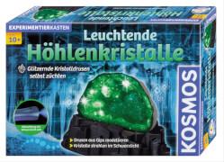KOSMOS Experimentierkasten Leuchtende Höhlenkristalle