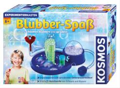 KOSMOS Experimentierkasten Blubber-Spaß