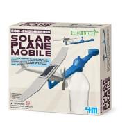 Eco-Engineering Solar Plane Mobile
