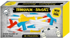 Trinkhalm-Bausatz Wild + Cool