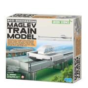 Eco-Engineering - Maglev Train Model