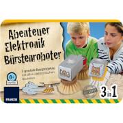Franzis: Smart Kids Metall-Box: Bürstenroboter