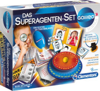 Clementoni Galileo- Superagenten-Set