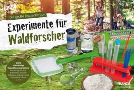 Entdeckerbox: Experiment für Waldforscher