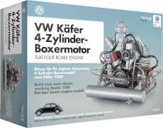 Franzis: VW Käfer 4-Zylinder-Boxermotor