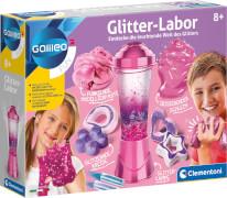 Clementoni Galileo Glitter-Labor