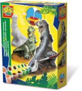 Gipsgiessset T-Rex