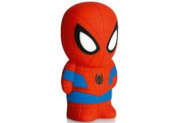 Softpal battery-Spider-Man-Dark, blue