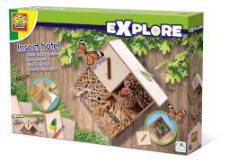 Explore Insektenhotel