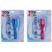Toy Fun LED Projektor, 2-fach sortiert
