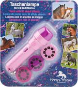 Depesche 5688 Horses Dreams Taschenlampe mit  Bildeffekten