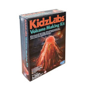 KidzLaBright Starts Having a Ball  Volcano Making Kit