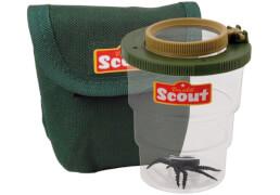 Scout Teleskop-Becherlupe mit