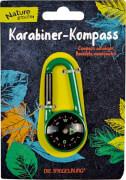 Coppenrath Karabiner-Kompass Nature Zoom