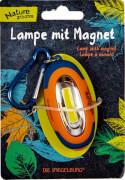 Die Spiegelburg - Lampe mit Magnet und Karabiner, Nature Zoom, Batterien inkl.