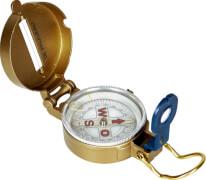 Die Spiegelburg - Capt'n Sharky Kompass, aus Aluminium