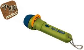 Die Spiegelburg 14796 T-Rex World - Projektor Taschenlampe, inkl. Batterien