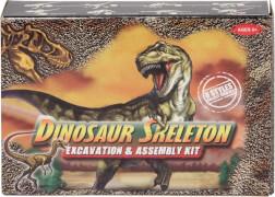 Ausgrabungsset Dinosaurierskelett, sortiert