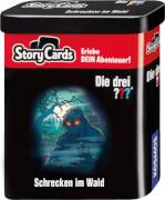 Kosmos Story Cards - Die drei ??? Schrecken im Wald