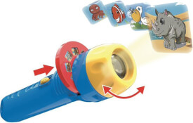 Toy Fun Projektor Taschenlampe
