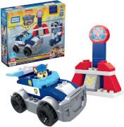Mattel GYJ00 Mega Bloks Paw Patrol Polizei Spielset