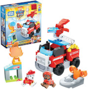 Mattel GYJ01 Mega Bloks Paw Patrol Feuerwehr Spielset