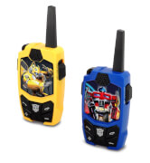 Transformers M6 Walkie Talkie