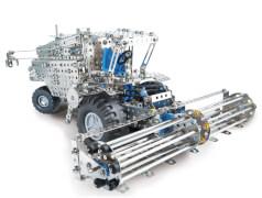 Metallbaukasten Mähdrescher/Traktor