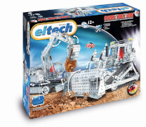Metallbaukasten Mega-Raupe / Kettenbagger