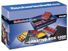 fischertechnik Plus-Creativ Box 1000