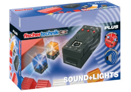 fischertechnik Plus-Sounds und Lights
