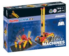 fischertechnik Profi Da Vinci Machines