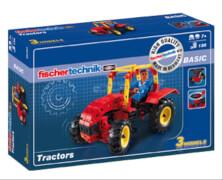 fischertechnik Basic-Tractors